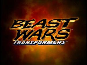 Beast Wars Title Logo